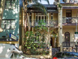 sydney rental apartment exterior