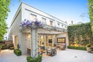 melbourne home outdoor area